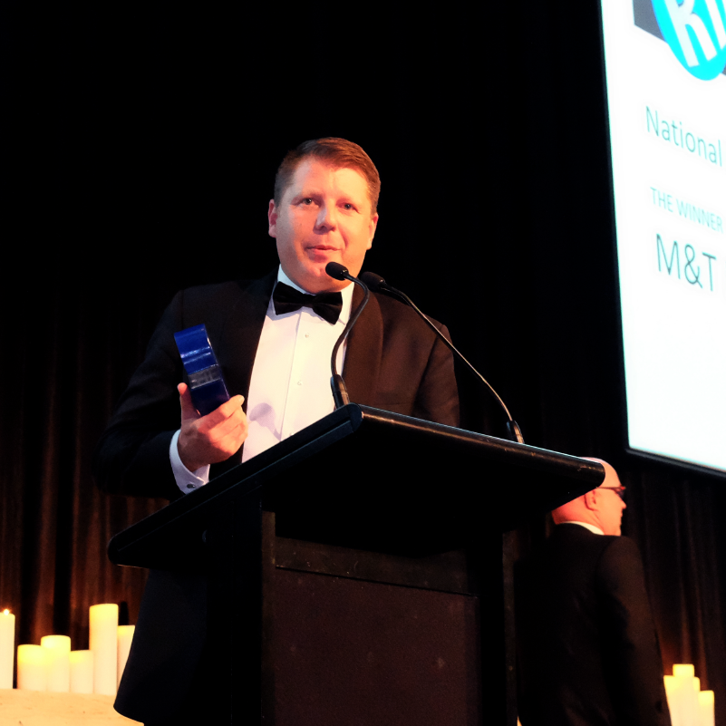 M&T Resources recognised as Australia's Best National Recruitment Firm