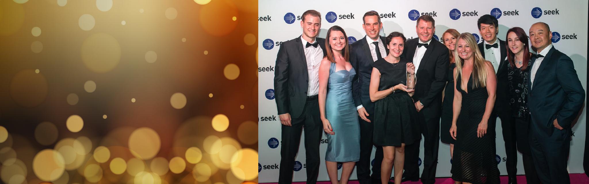 Winner - SEEK Annual Recruitment Awards 2015