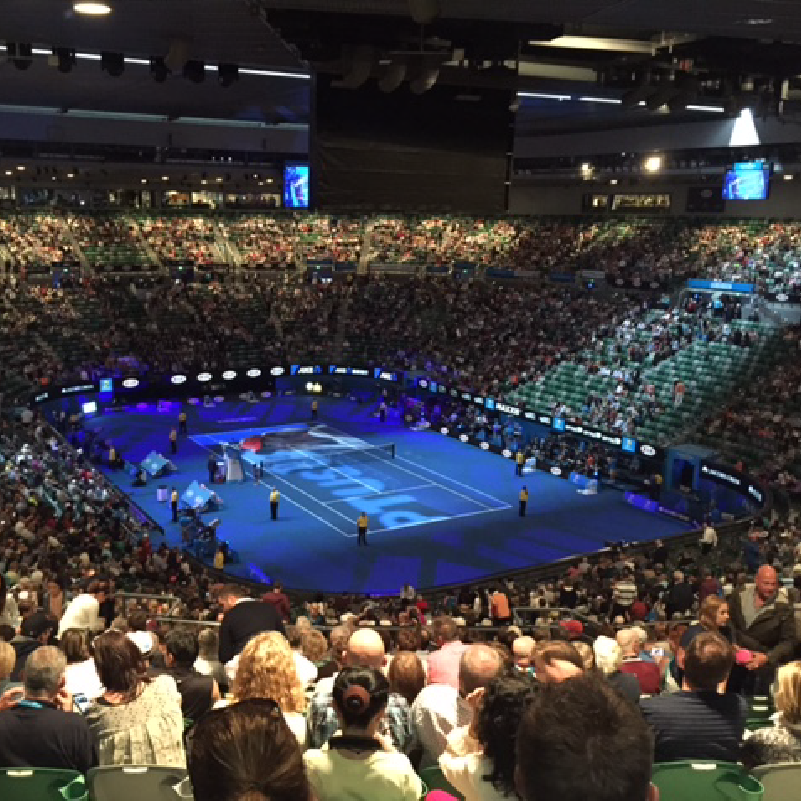 In the Rod Laver Arena of life, being 'human' always wins