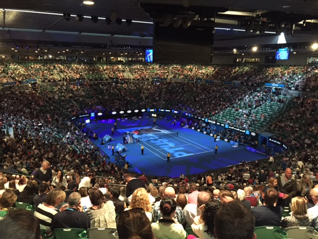 Rod Laver Australian Grand Slam Clients Recruitment