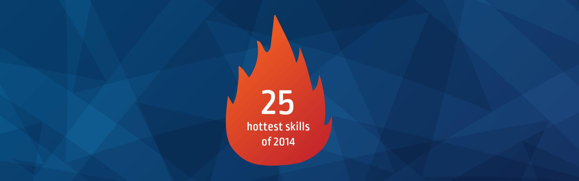 LinkedIn's 25 most in-demand skills of 2014