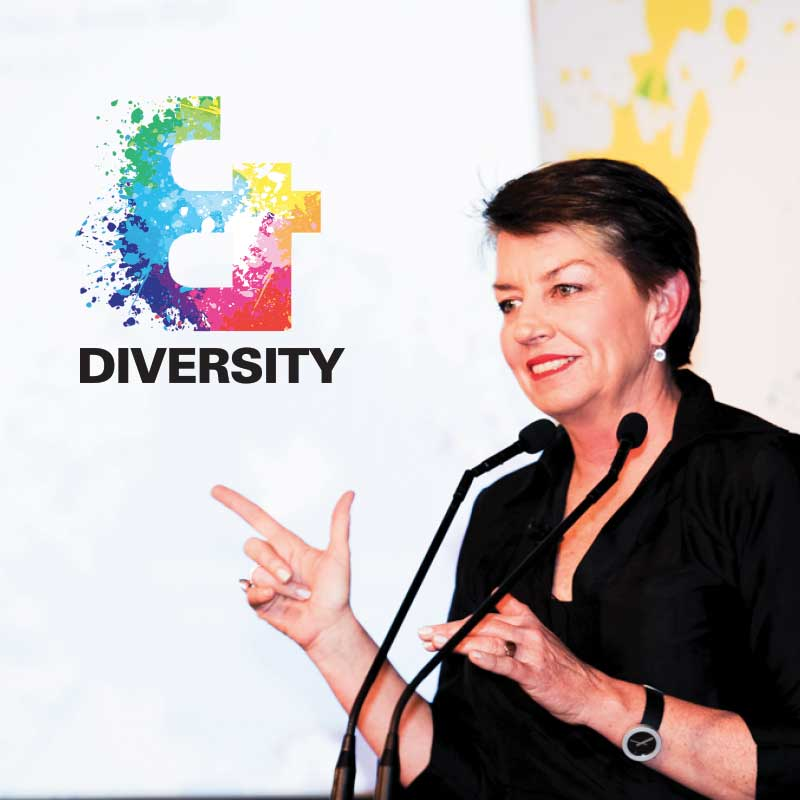 """Take risks in order to innovate"" – The Hon. Anna Bligh at M&T Resources' DIVERSITY event"