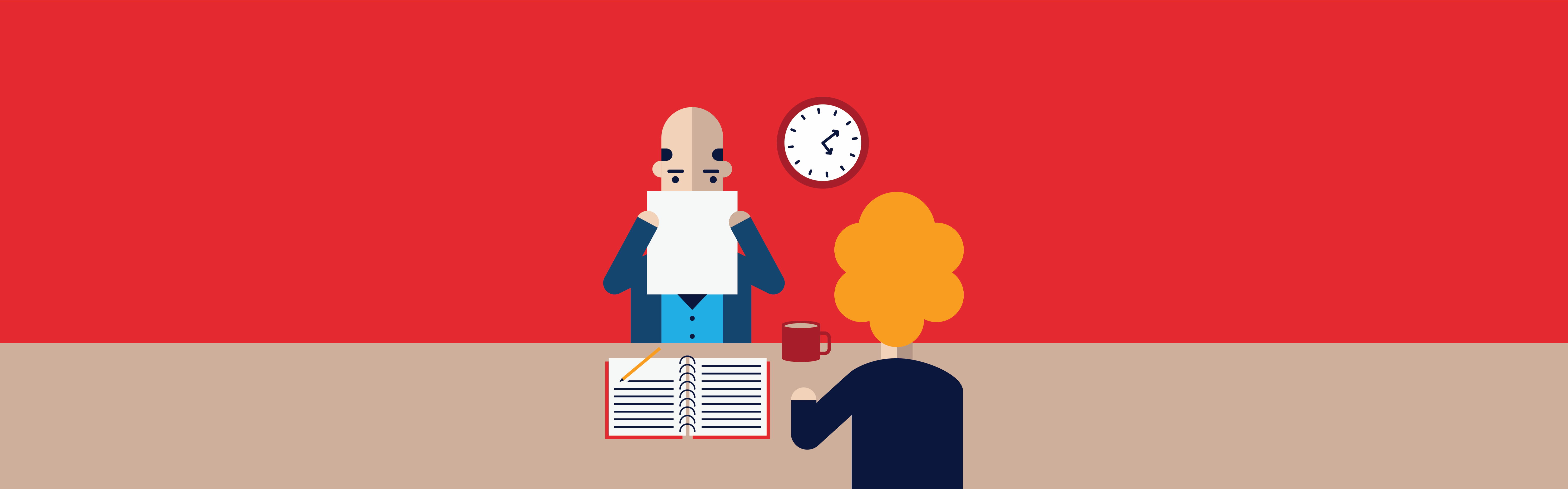 Interview to save time not waste it