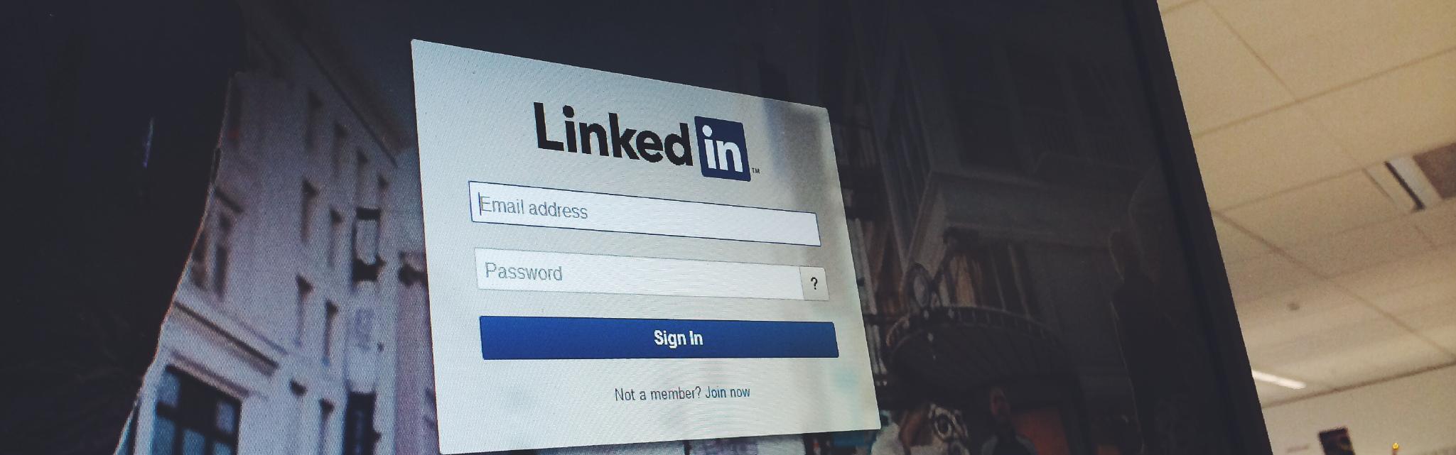 Stalking better on LinkedIn