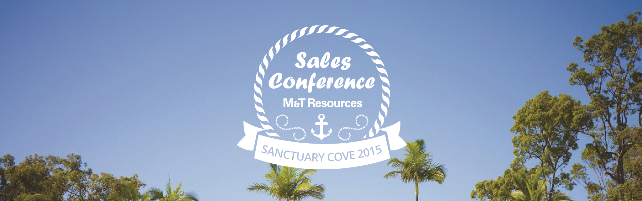 M&T Resources Sales Conference 2015: Great cause for celebrations