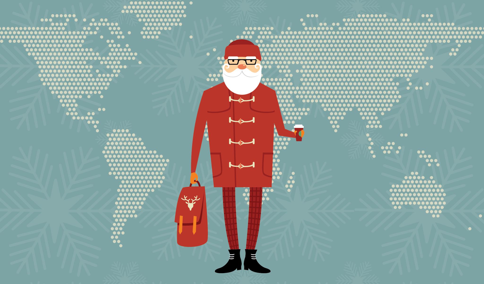 Essential Tech Skills of the Modern Day Santa