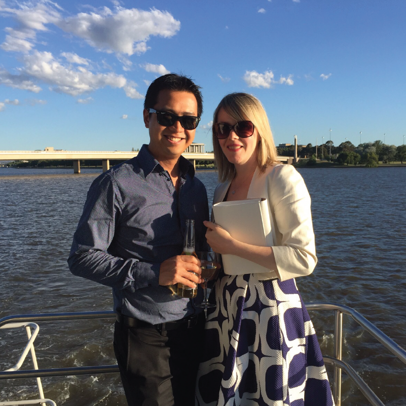Thanking our Canberra contractors with a Christmas party to remember