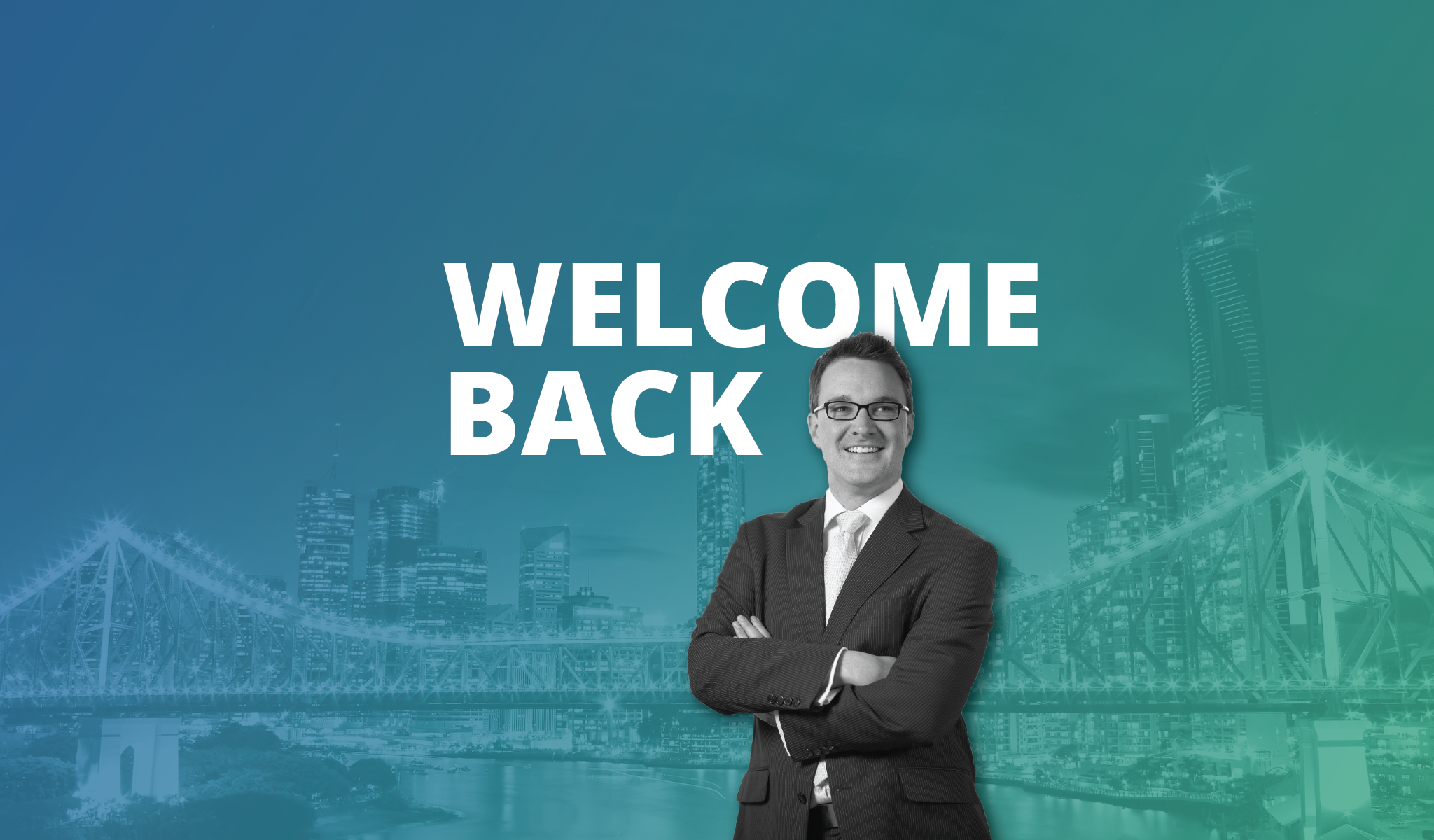 Welcome back Mark Limbrick, Regional Director for Queensland