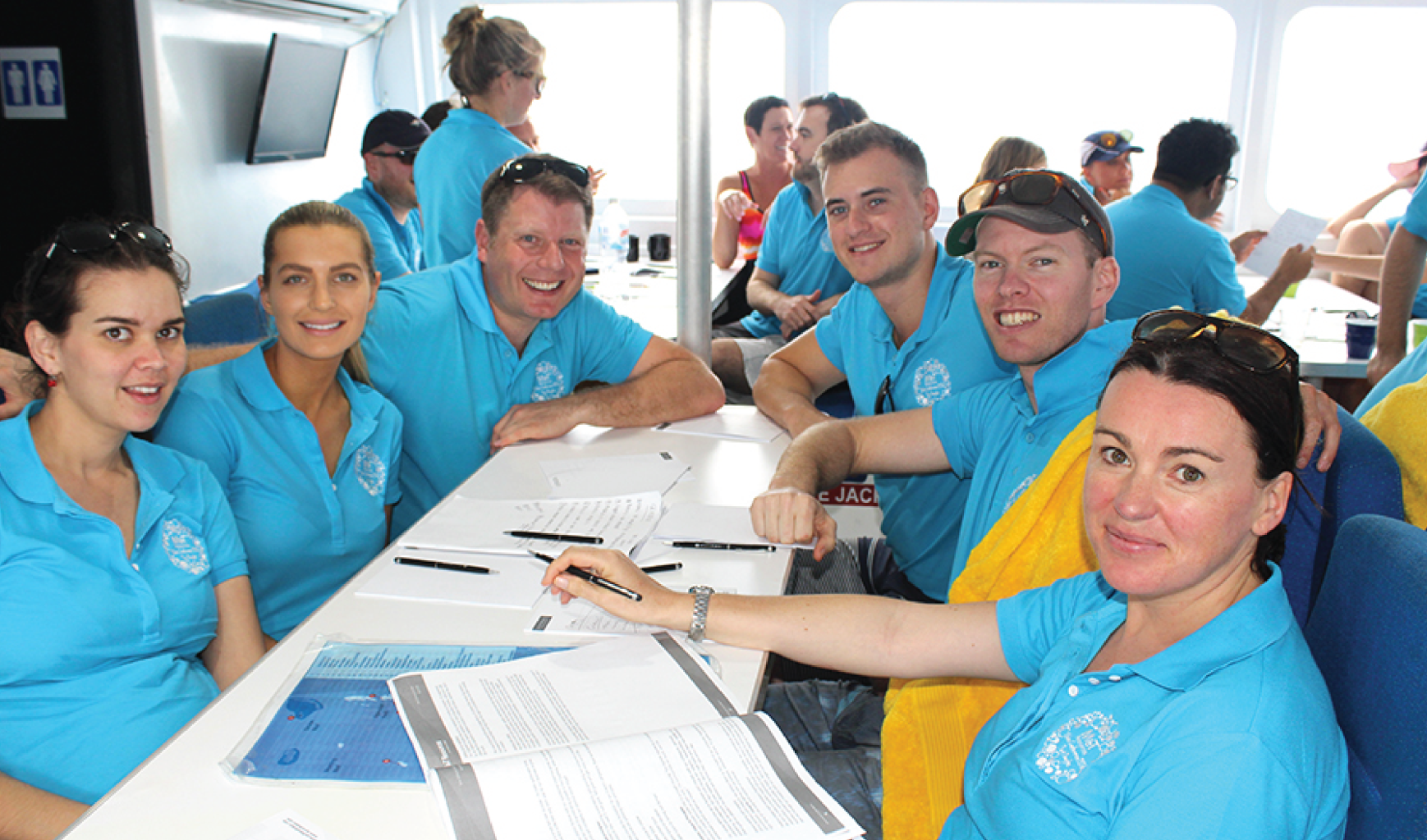 Recruitment, Values, IT Recruitment, Sales Conference, Port Douglas, Coral Reef