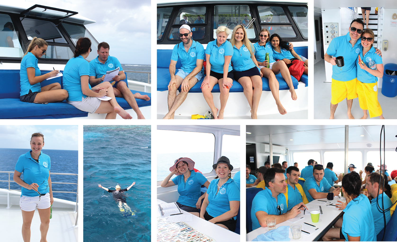 IT Recruitment, Sales Conference, Port Douglas, Queensland, Snorkelling