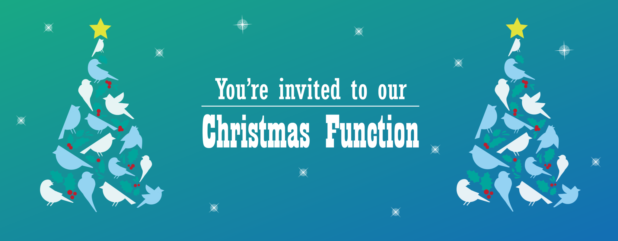 Christmas Contractor Function, QLD