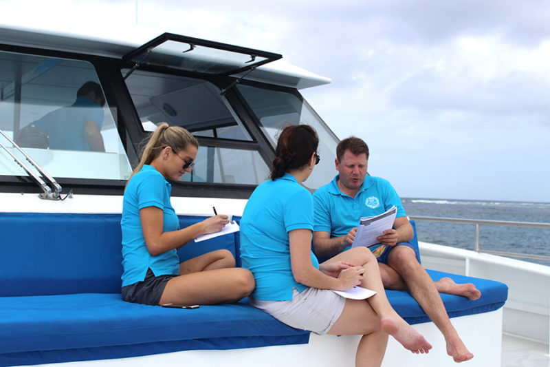 values, M&T Resources, recruitment, coral reef, workshop