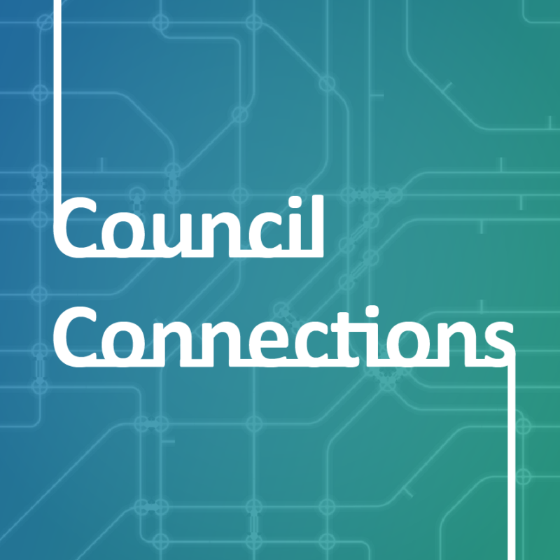 Council Connections: The Question of Collaboration