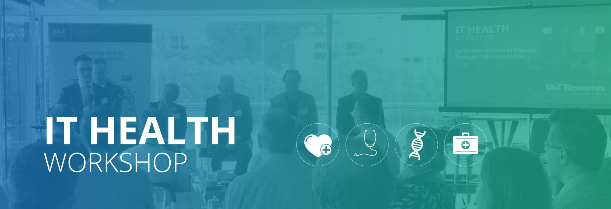 "IT Health Workshop Recap: ""Early Intervention of Disease Through Data Innovation"""