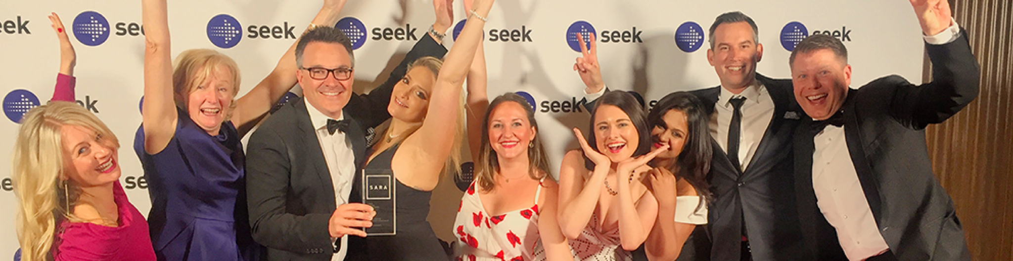 M&T wins SEEK Award for Candidate Engagement