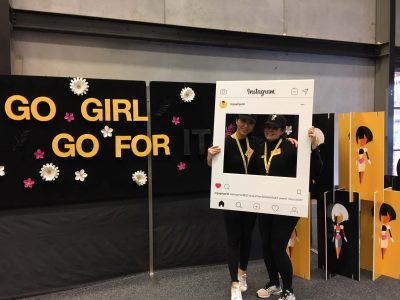 Go Girl Go for IT event, VIC ICT for Women