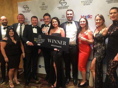 RCSA Awards 2017